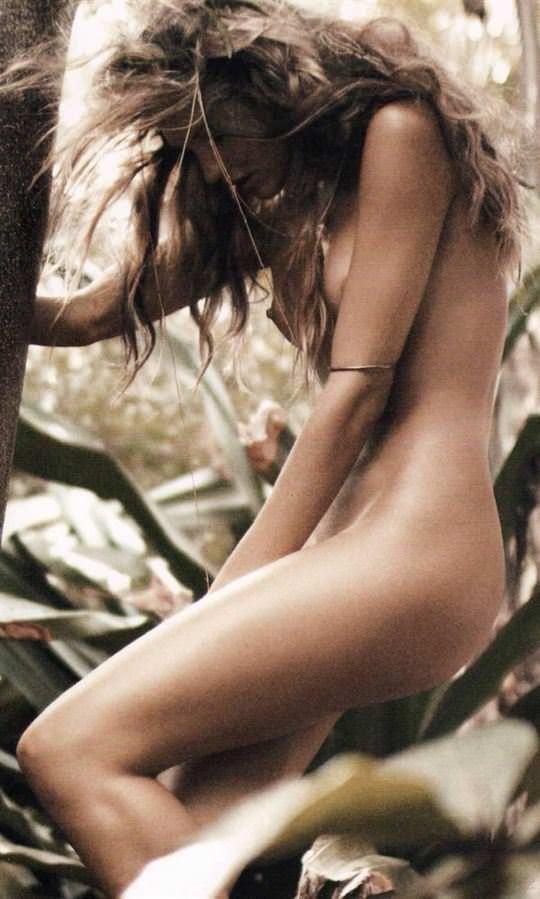 【外人】南アフリカ出身の超人気モデルキャンディス・スワンポール(Candice Swanepoel)のおっぱいヌードポルノ画像 596