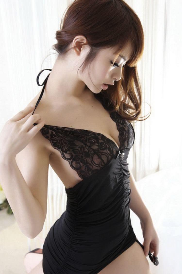 【外人】中国人のセクシーコスプレーヤーのリ・リン(李玲 Li Ling)の手ぶらヌードがめちゃシコなポルノ画像 613