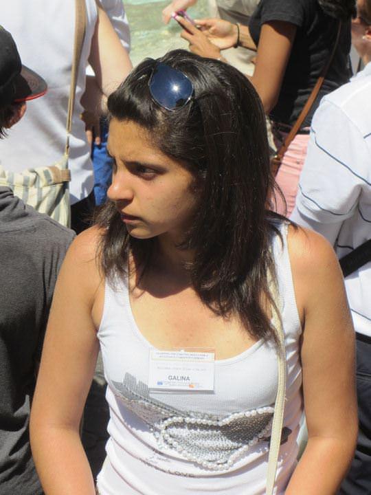 【外人】ローマで街撮りされちゃった女の子たちの着衣エロポルノ画像 65