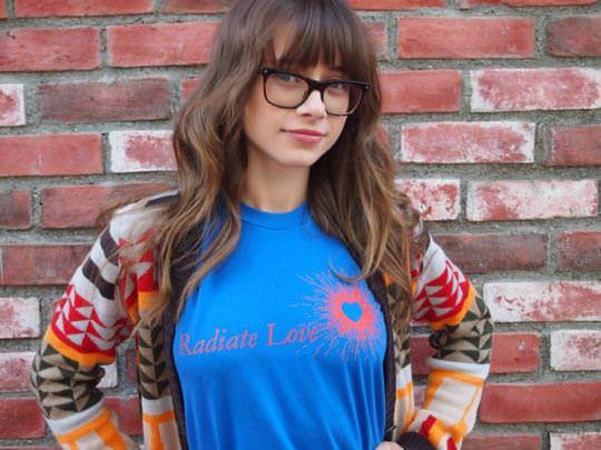 【外人】ロシア出身の童顔ロリ顔女優オリーシア・ルーリン(Olesya Rulin)が大人っぽくなったセミヌードポルノ画像 651