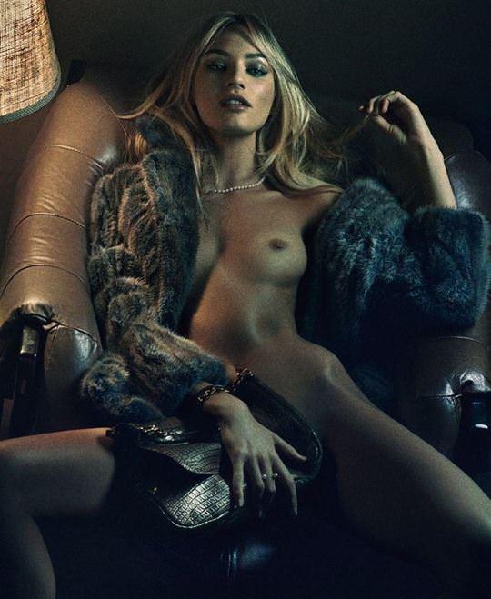 【外人】南アフリカ出身の超人気モデルキャンディス・スワンポール(Candice Swanepoel)のおっぱいヌードポルノ画像 679