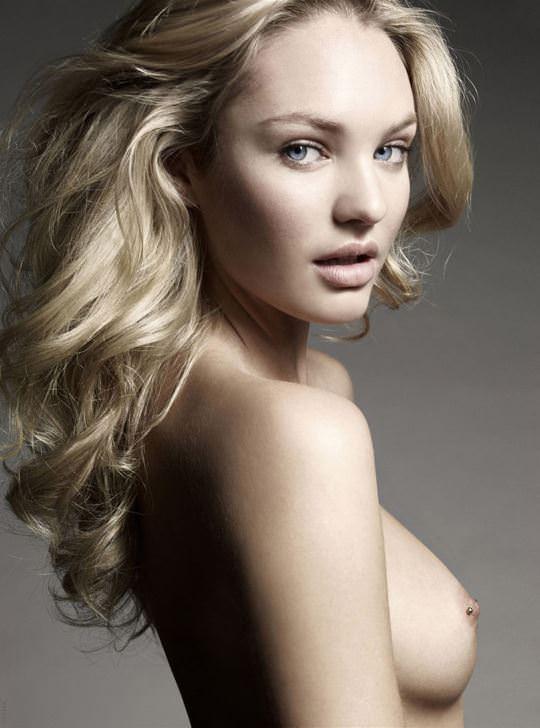 【外人】南アフリカ出身の超人気モデルキャンディス・スワンポール(Candice Swanepoel)のおっぱいヌードポルノ画像 778