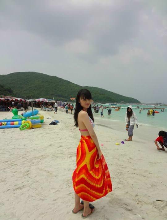 【外人】中国人ブロガーの美少女の旅行中の素人ポルノ画像 8103