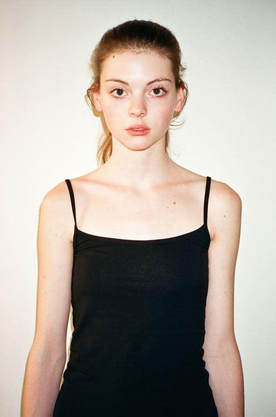 【外人】顔重視で世界の可愛いモデルを厳選した美少女ポルノ画像 838