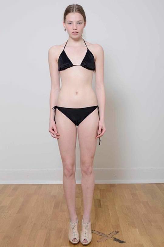【外人】これぞ美少女顔なロリ娘クリスティン・フローセス(Kristine Froseth)のモデル写真ポルノ画像 841