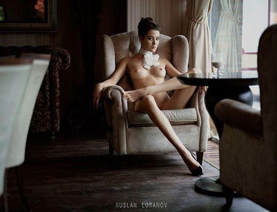 【外人】ウクライナの写真家ルスラン・ロバノーヴ(Ruslan Lobanov)の映画のワンシーンのようなポルノ画像 885