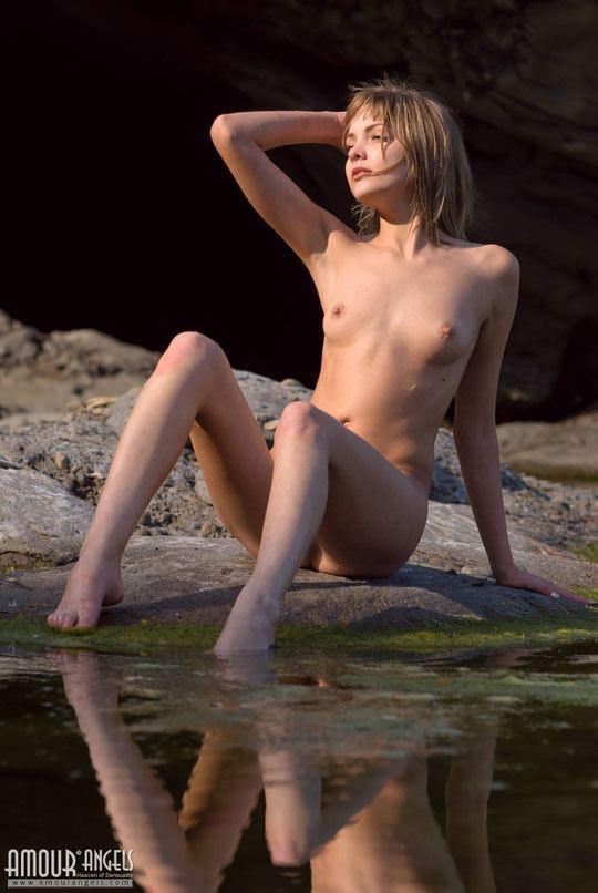 【外人】ロシアの貧乳ロリ洋ティーンのユリア(Yuliya)が可愛すぎるポルノ画像 917
