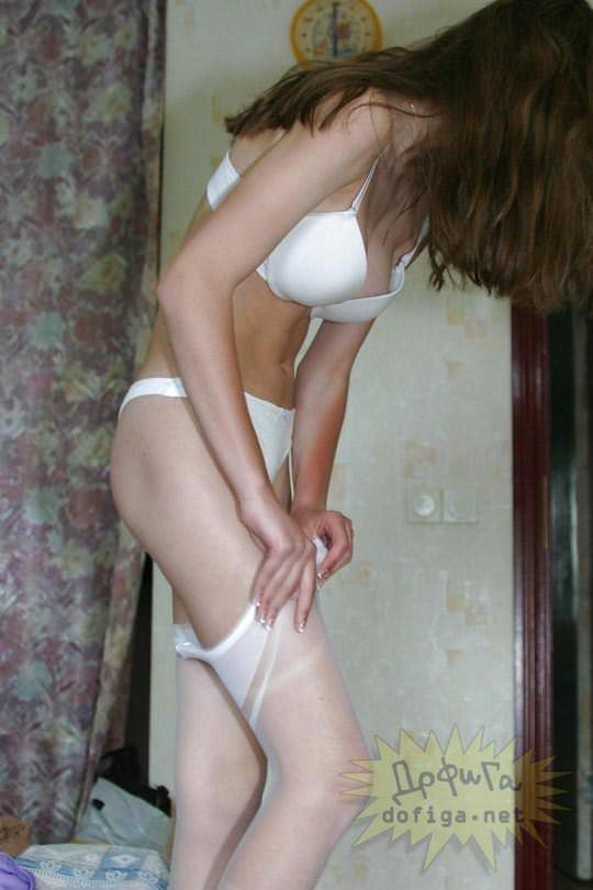 【外人】海外の美人花嫁がドレスでおっぱいポロリしてるポルノ画像 1034