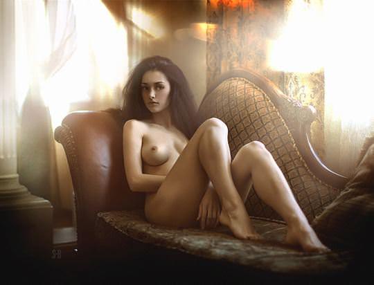【外人】無名でもクッソ可愛いモデルがヌード晒してるポルノ画像 1363