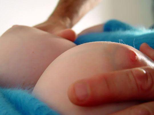 【外人】すっげー綺麗でむしゃぶりつきたいピンク乳首のおっぱいポルノ画像 1419