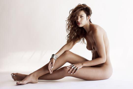 【外人】超美人な無名ファッションモデルが裸になって自分を売り込むヌードポルノ画像 1642