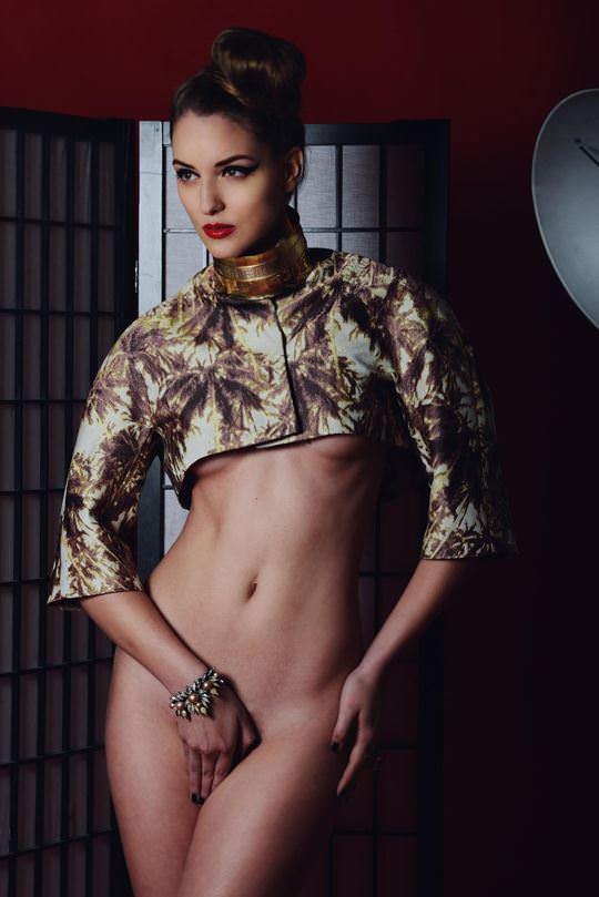 【外人】無名でもクッソ可愛いモデルがヌード晒してるポルノ画像 1948