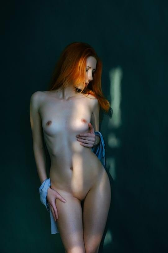 【外人】無名でもクッソ可愛いモデルがヌード晒してるポルノ画像 21101