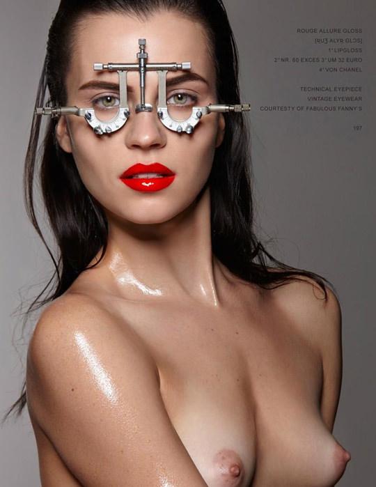 【外人】アメリカ人女性写真家ドナ・トロープ(Donna Trope)の芸術的ポルノ画像 2153