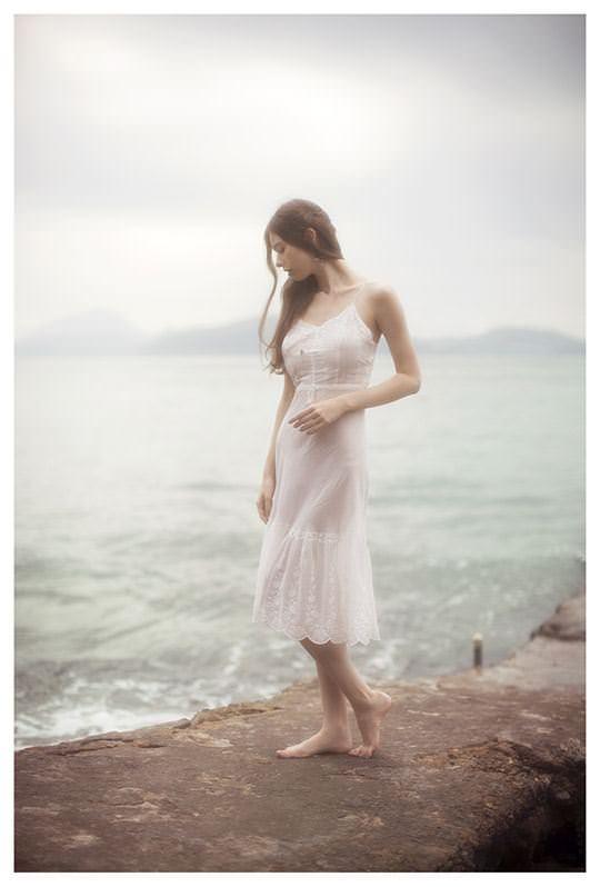 【外人】処女の様な北欧の天使オルガ(Olga B)の下着セミヌードポルノ画像 2181