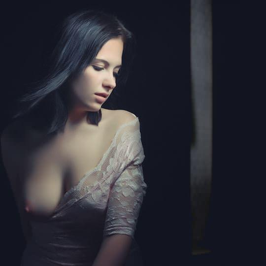 【外人】無名でもクッソ可愛いモデルがヌード晒してるポルノ画像 2206