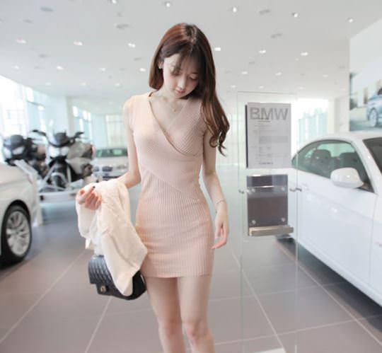 【外人】整形大国の韓国ならではの全身整形美少女の水着グラビアポルノ画像 2224