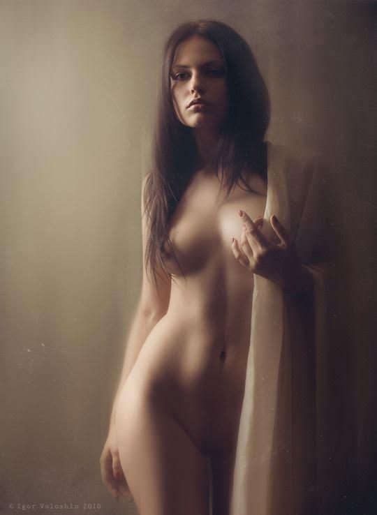 【外人】無名でもクッソ可愛いモデルがヌード晒してるポルノ画像 2240