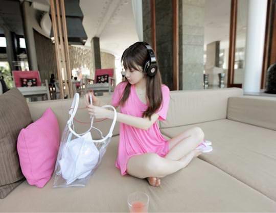 【外人】整形大国の韓国ならではの全身整形美少女の水着グラビアポルノ画像 2814