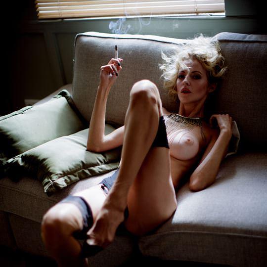 【外人】無名でもクッソ可愛いモデルがヌード晒してるポルノ画像 2826