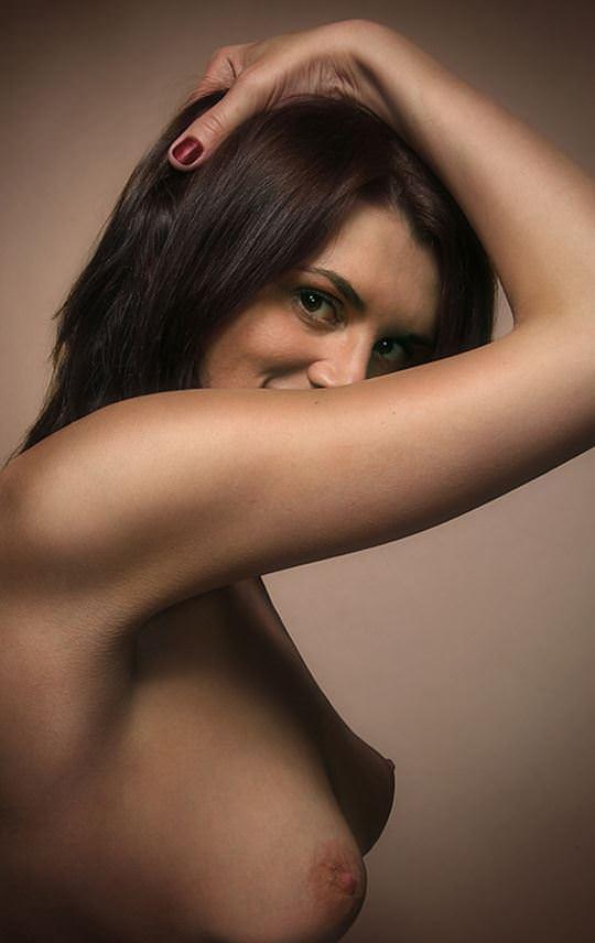 【外人】無名でもクッソ可愛いモデルがヌード晒してるポルノ画像 3224
