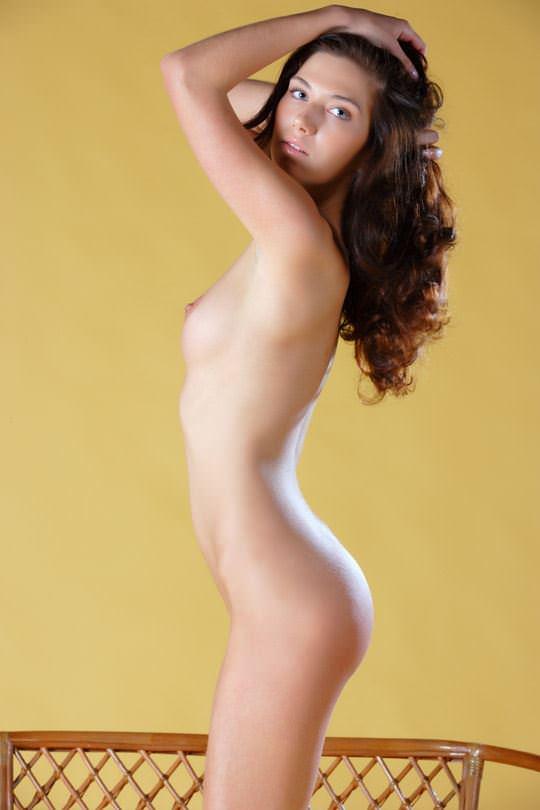 【外人】貧乳のお姉さんは総じて美人揃いだと判明したおっぱいポルノ画像 5102
