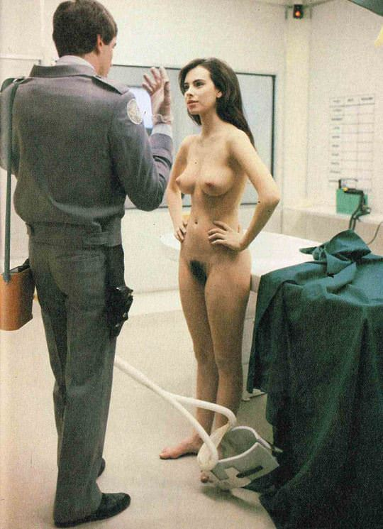 【外人スペースバンパイアのフランス人女優マチルダ・メイ(Mathilda May)の極上おっぱいポルノ画像 535