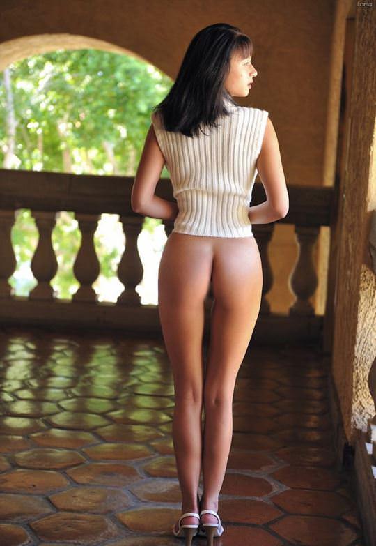 【外人】日本人顔の長身フィリピーナのナイスバディグラビアのポルノ画像 636
