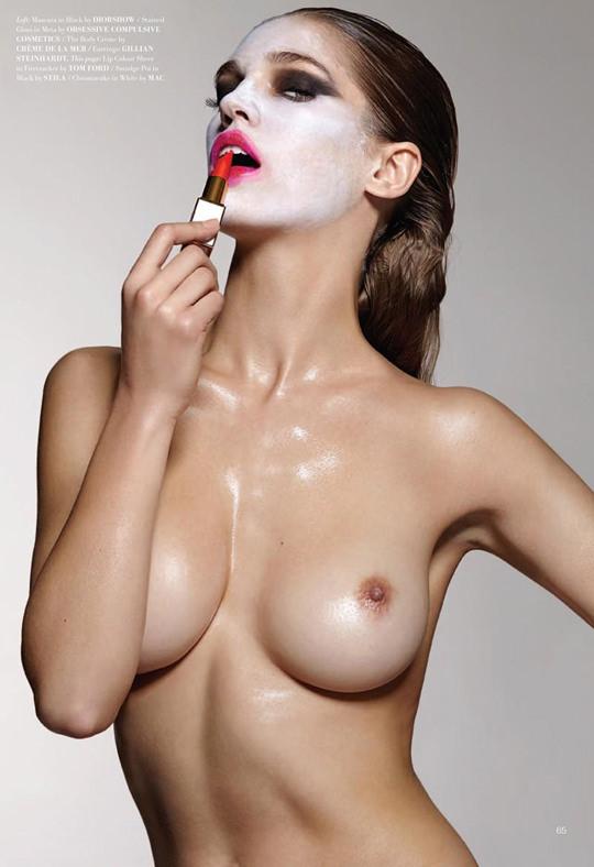 【外人】アメリカ人女性写真家ドナ・トロープ(Donna Trope)の芸術的ポルノ画像 658
