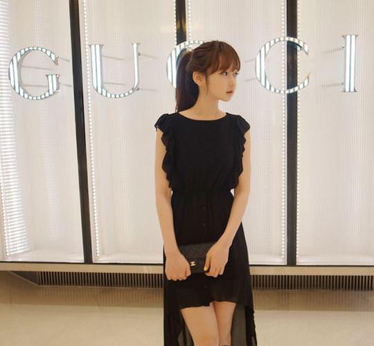 【外人】整形大国の韓国ならではの全身整形美少女の水着グラビアポルノ画像 845