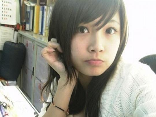 【外人】激カワ台湾素人娘のツォン・ダーミエ(Ceng Damie)の自撮りポルノ画像 0144
