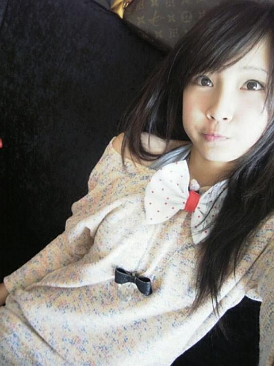 【外人】激カワ台湾素人娘のツォン・ダーミエ(Ceng Damie)の自撮りポルノ画像 1038