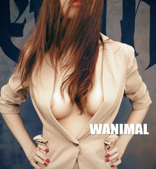 【外人】中国人写真家ワニマル(WANIMAL)の中国人美女のヌードをアートにしたポルノ画像 1042