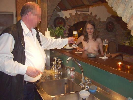 【外人】素人の激カワヌードモデルが街中至る所で裸になる野外露出ポルノ画像その4 105