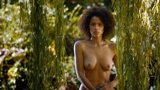 【外人】ゲーム・オブ・スローンズの英国女優ナタリー・エマニュエル(Nathalie Joanne Emmanuel)のフルヌードポルノ画像 1138