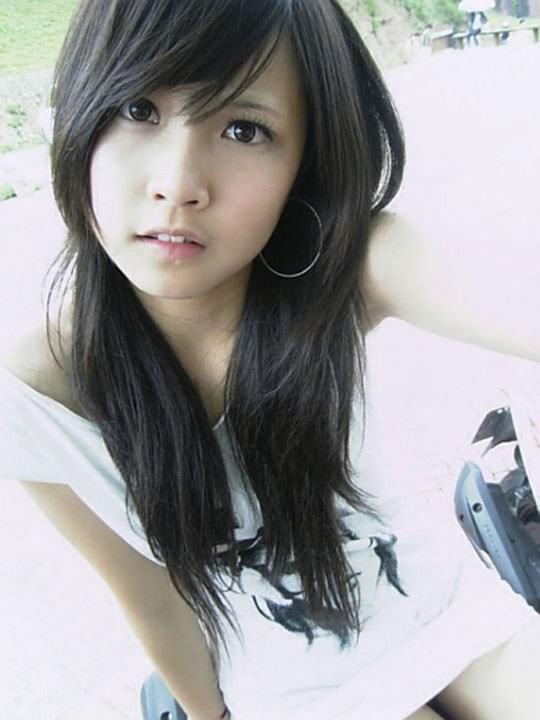 【外人】激カワ台湾素人娘のツォン・ダーミエ(Ceng Damie)の自撮りポルノ画像 1160