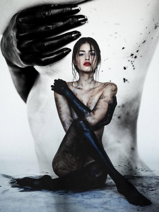 【外人】光加減が特徴的な米国人写真家キスラー・トラン(Kesler Tran)のアートポルノ画像 1181
