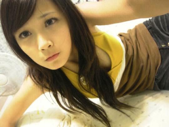 【外人】激カワ台湾素人娘のツォン・ダーミエ(Ceng Damie)の自撮りポルノ画像 1629