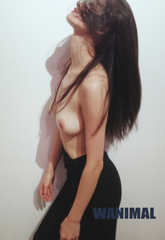 【外人】中国人写真家ワニマル(WANIMAL)の中国人美女のヌードをアートにしたポルノ画像 2147