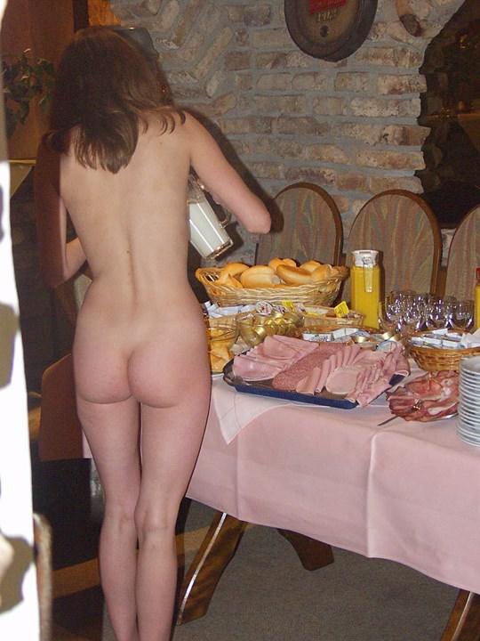 【外人】素人の激カワヌードモデルが街中至る所で裸になる野外露出ポルノ画像その2 216