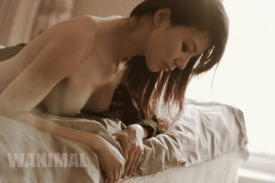 【外人】中国人の写真家WANIMALの撮る中国人アートヌードのポルノ画像 2323