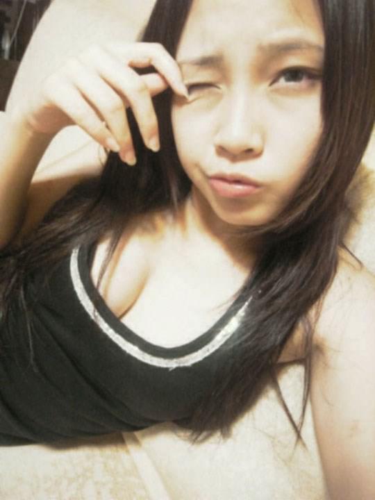 【外人】激カワ台湾素人娘のツォン・ダーミエ(Ceng Damie)の自撮りポルノ画像 2622