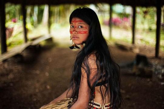 【外人】世界各国の一般女声の美女を撮影したポルノ画像 281