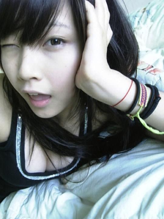 【外人】激カワ台湾素人娘のツォン・ダーミエ(Ceng Damie)の自撮りポルノ画像 2822