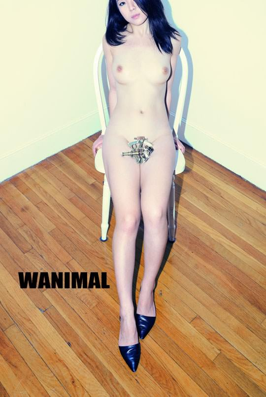 【外人】中国人の写真家WANIMALの撮る中国人アートヌードのポルノ画像 2918