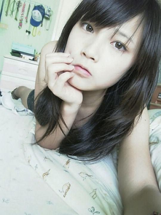 【外人】激カワ台湾素人娘のツォン・ダーミエ(Ceng Damie)の自撮りポルノ画像 3020