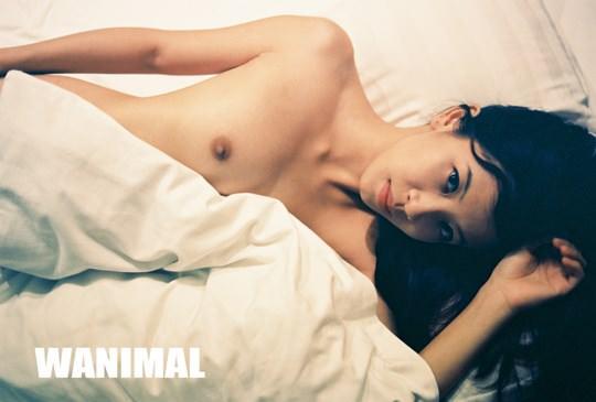 【外人】中国人写真家ワニマル(WANIMAL)の中国人美女のヌードをアートにしたポルノ画像 3022