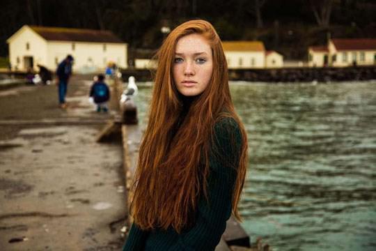 【外人】世界各国の一般女声の美女を撮影したポルノ画像 31