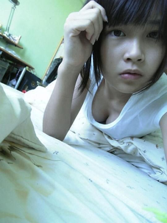 【外人】激カワ台湾素人娘のツォン・ダーミエ(Ceng Damie)の自撮りポルノ画像 3104