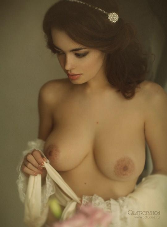 【外人】海外の美女たちがおかずになる為に脱いだヌードポルノ画像 3105